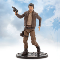 Star Wars Elite Series: Captain Cassian Andor - 6 Inch Die-Cast Action Figure